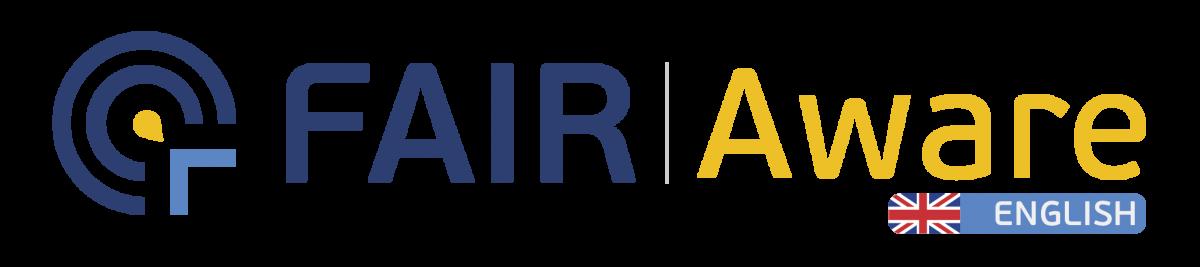 FAIR Aware tool - English version