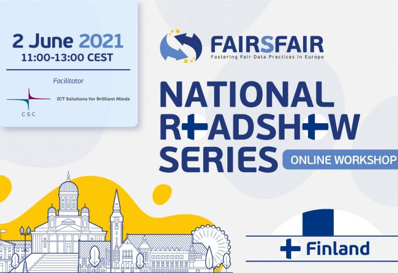 FAIRsFAIR Roadshow - Finland