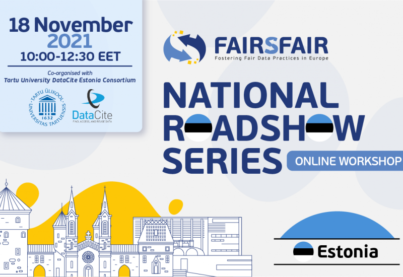 National Roadshow in Estonia
