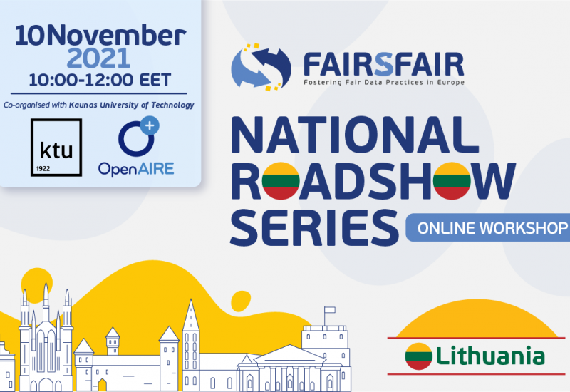 National Roadshow in Lithuania