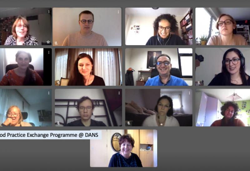 DANS Experts at OpenAire Good Practice Exchange Programme